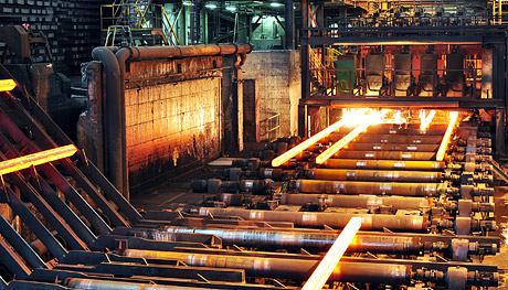Steelworks & Rolling Mills