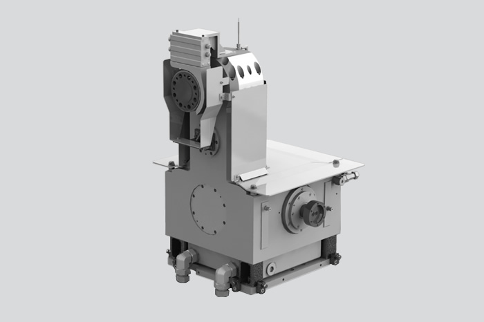 Test bench gearbox for high-performance combustion engine