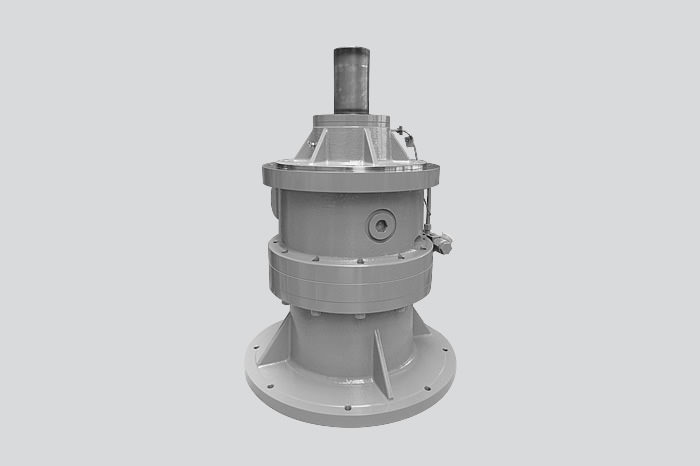 2-speed control planetary gearbox