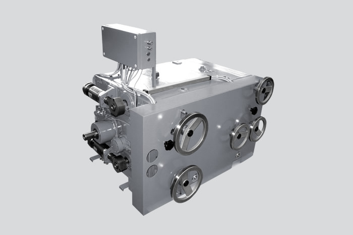 75-speed control gearbox for wire manufacturing