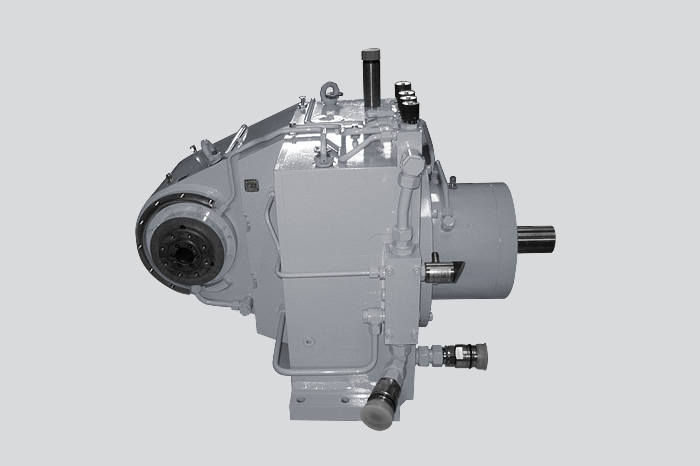 Test bench gearboxes for hybrid engines