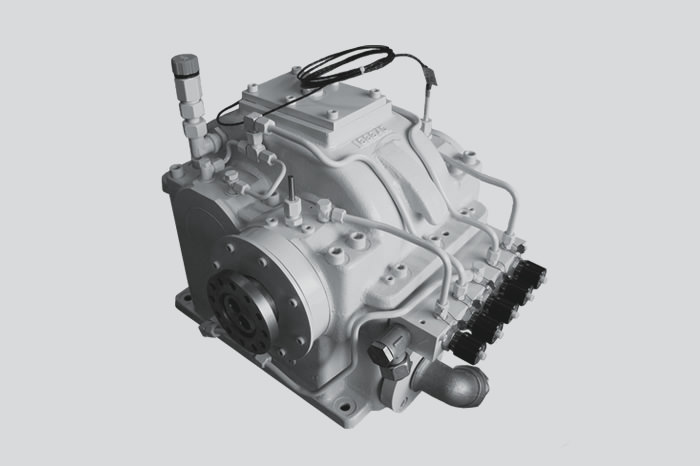 Turbo gearbox